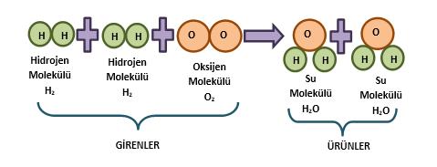 kimyasal tepkime denklemi